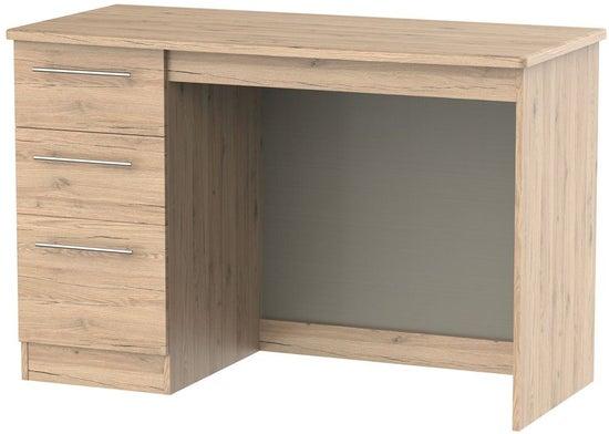 Sherwood Bordeaux Oak Desk