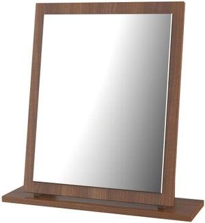 Sherwood Noche Walnut Small Mirror
