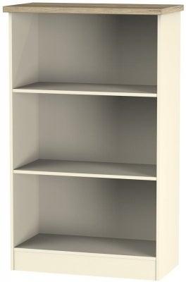 Vienna Cream Ash Bookcase
