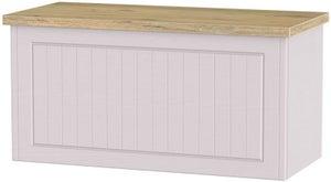 Vienna Kaschmir Ash Blanket Box
