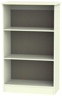 Warwick Cream Bookcase