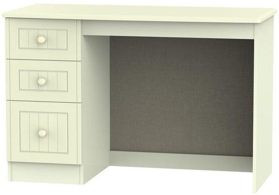 Warwick Cream 3 Drawer Desk