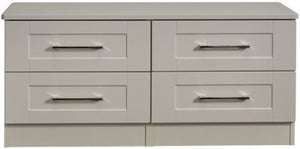 Clearance - York Kaschmir Ash Bed Box - New - E-408