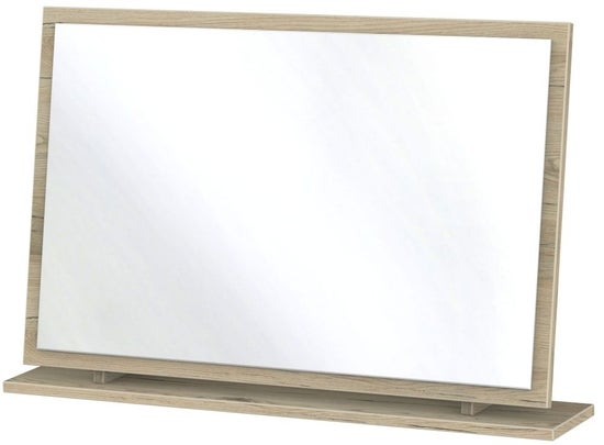 Clearance - Camden Bordeaux Large Mirror - New - P-49