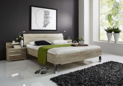 Wiemann Hollywood 4 Futon Bed with 3 Trims Headboard