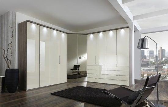 Wiemann Loft Corner Wardrobe