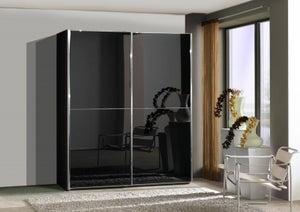 Wiemann Miami2 Sliding Wardrobe with 2 Panels