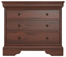 Willis and Gambier Antoinette 3 Drawer Wide Chest