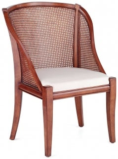 Willis and Gambier Antoinette Bedroom Chair