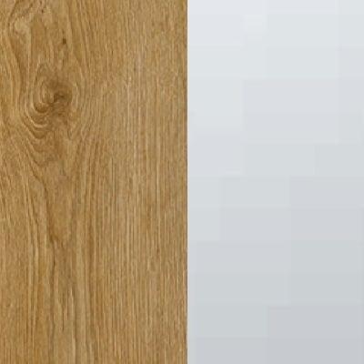 ZA350 : Natural Royal Oak with Mirror Front
