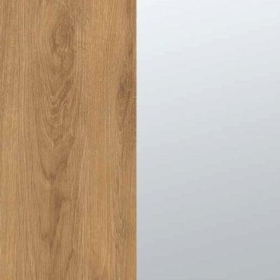 ZA470 : Natural Royal Oak with Mirror Front