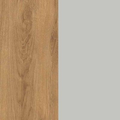 ZA489 : Natural Royal Oak with Silk Grey Front