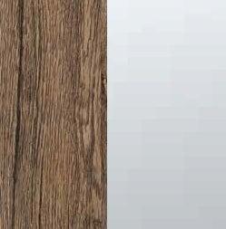 ZA560 : Sanremo Oak Dark with Mirror Front