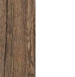 ZA551 : Sanremo Oak Dark with White Front