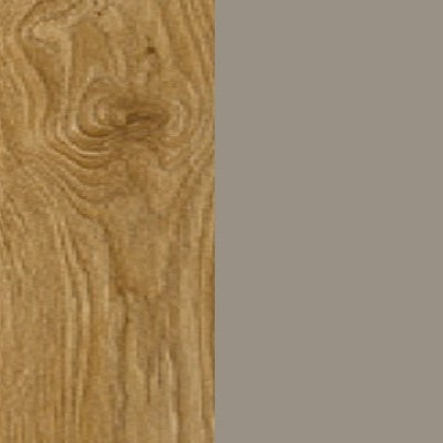 ZA358 : Natural Royal Oak with Glossy Fango Front and Top