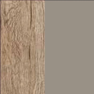 ZA648 : Sanremo Oak Light with Glossy Fango Front and Top