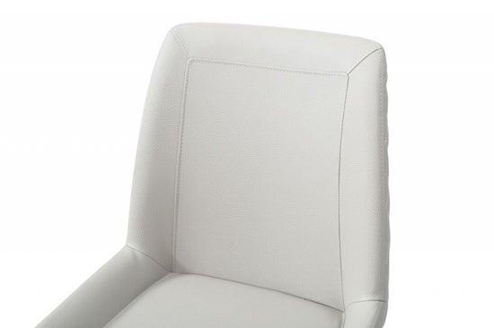 Mark Webster Morada Light Grey Dining Chair (Pair)