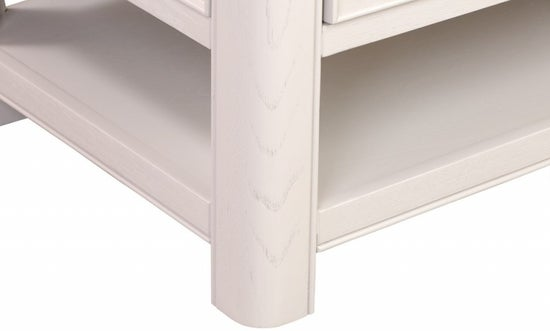 Clarion Oak and Grey Painted Storage Coffee Table